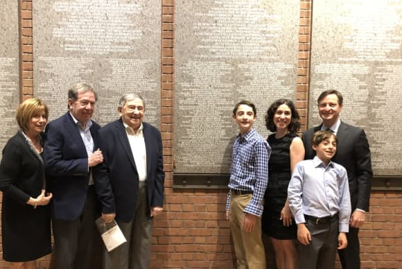 Holocaust Museum Honors Westchester Woman Whose Documentary Tells Of Grandfather's Survival