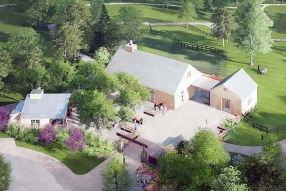 Stamford Museum & Nature Center breaks ground on first addition in 50 years