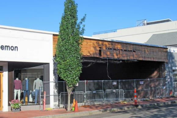 Construction on Sundance store in Westport underway