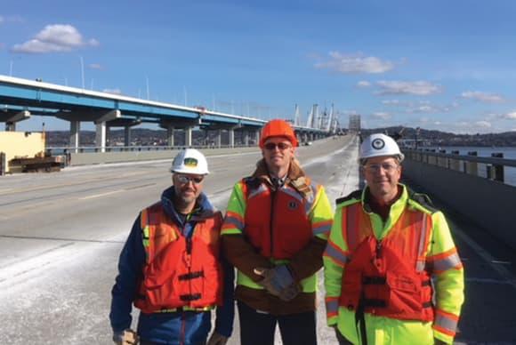 Orange County to use Tappan Zee Bridge panels for construction