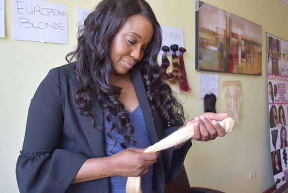From daycare to hair, entrepreneur continues to find new business ventures