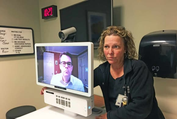 Norwalk Hospital aims to cut treatment times with telestroke program