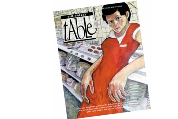 Today Media acquires The Valley Table magazine