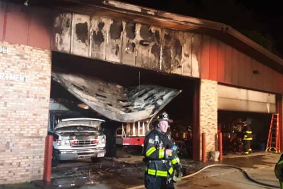 Nonprofit Tivoli Fire Co. starts GoFundMe campaign after blaze destroys its firehouse