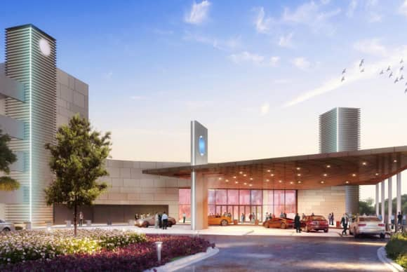 Tribes pay CT $1M to move East Windsor casino forward