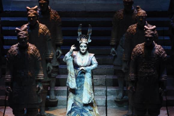 The twisting tale of 'Turandot'