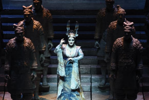 The twisting tale of 'Turandot'
