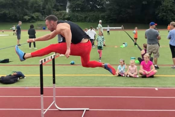 World-Class Athlete 'At Home' Training In Westchester