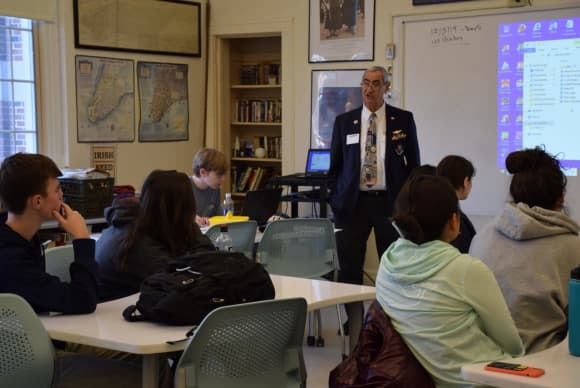 Around The Schools: Drug Counselor Course Is NY's First, Vets Remind Students Of Pearl Harbor