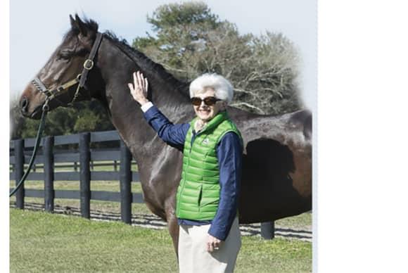 Vivien G. Malloy's winning 'family'