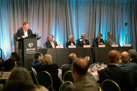 At WCA Real Estate Summit, New Rochelle official cites city's quick development approvals