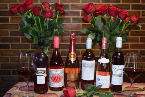 The days of wine (Rosé) and roses