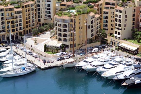 Monaco, baby, is back