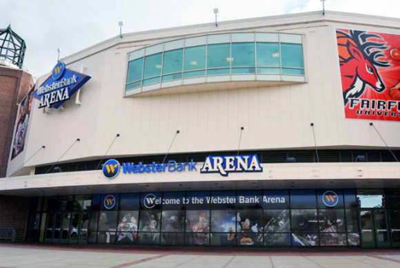 Oak View Group to manage Webster Bank Arena