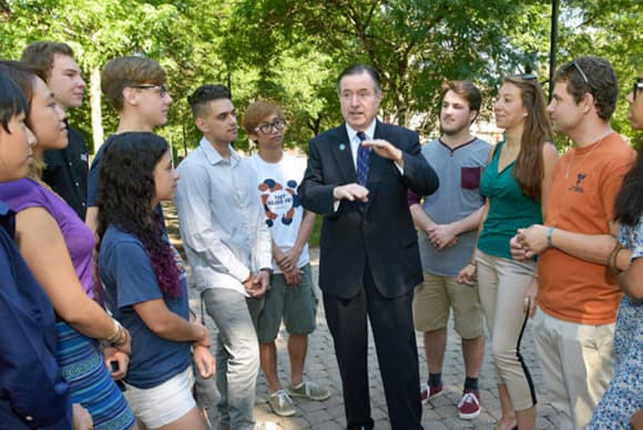 In-state tuition for NY, NJ residents draws students to WestConn