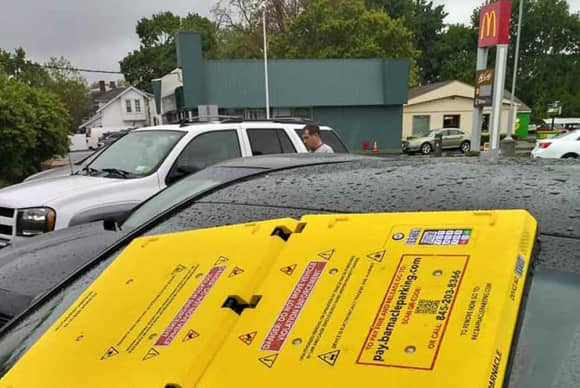 Poughkeepsie McDonald's called out on social media for parking lot towing policy