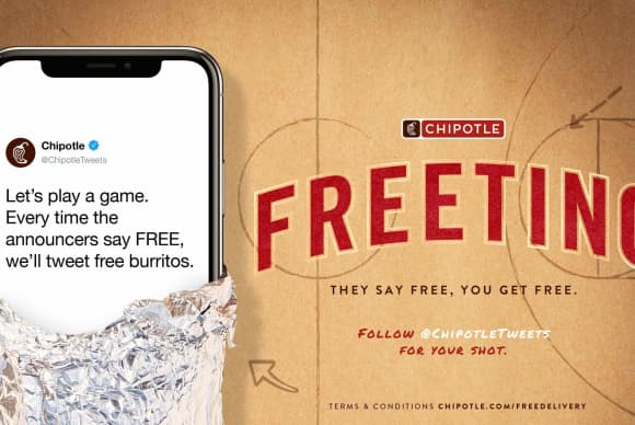 Chipotle promotion offers up to $1M in free burritos