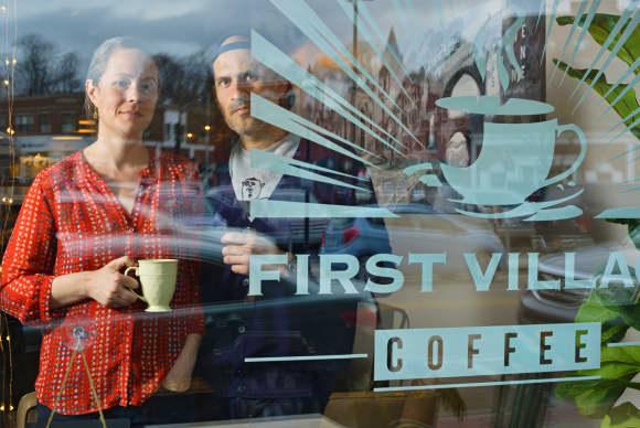 First Village Coffee brews up community spirit in Ossining