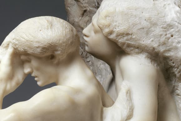 Eros and anguish in Rodin's 'body' of work