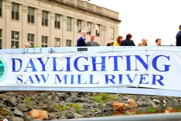 Scenic Hudson Gala: Daylighting of the Saw Mill River
