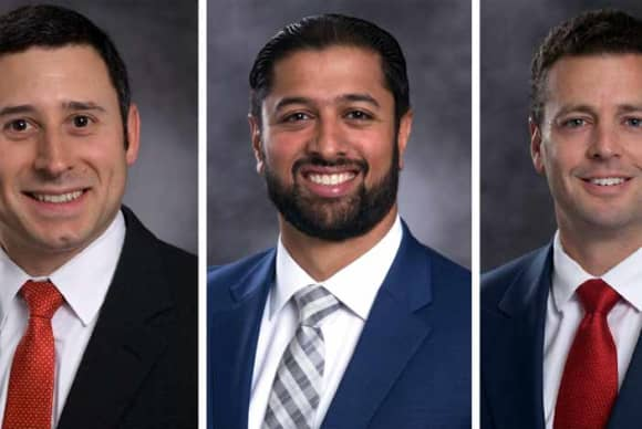 Three doctors join WPH otolaryngology practice