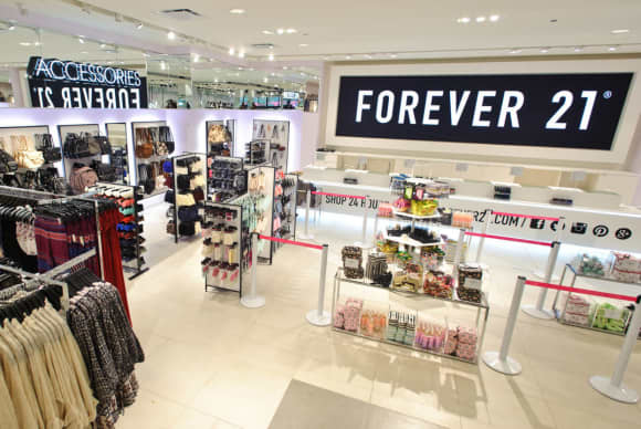 Forever 21 files for Chapter 11 bankruptcy; fate of stores unknown