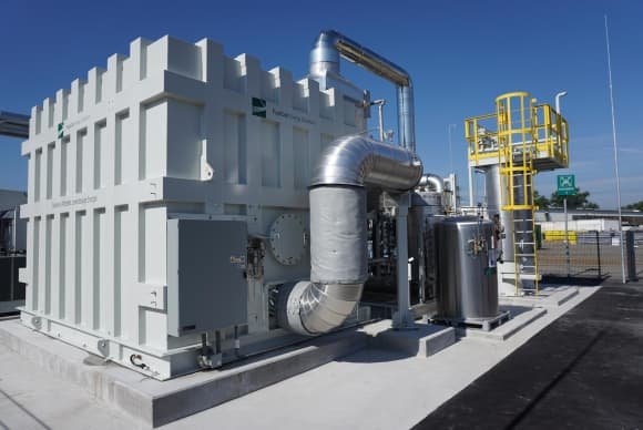 FuelCell Energy completes $35.4 million acquisition; still faces financial troubles