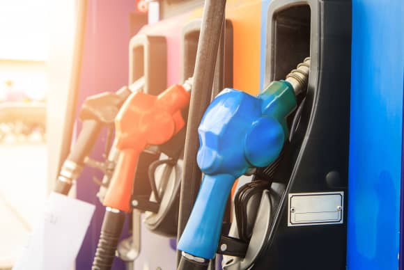 Gas taxes in the area are among the highest in the U.S.
