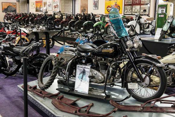 Motorcyclepedia has wide appeal