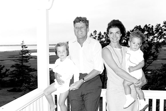 The mystique of Jackie O