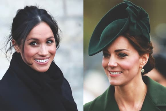 The merry wives of Mountbatten-Windsor