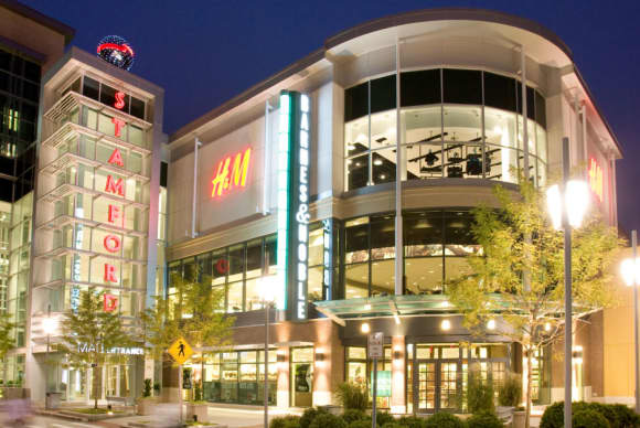 Stamford mall up for sale