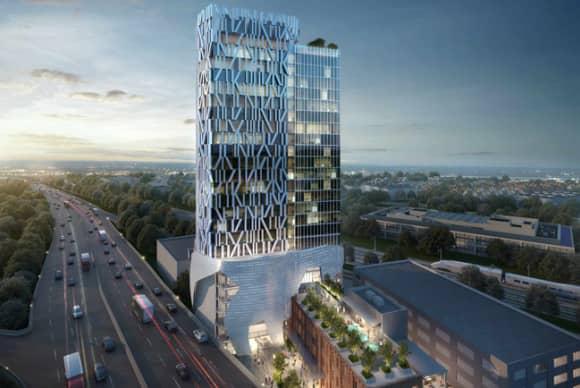 New Rochelle advances plans for $64M gateway hotel along I-95