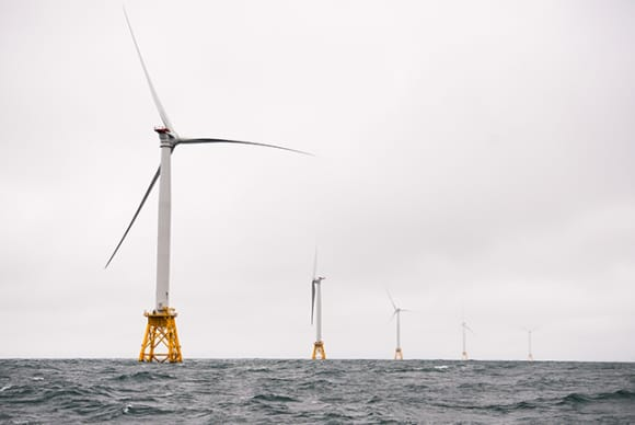 Three bids submitted for Connecticut's offshore wind source