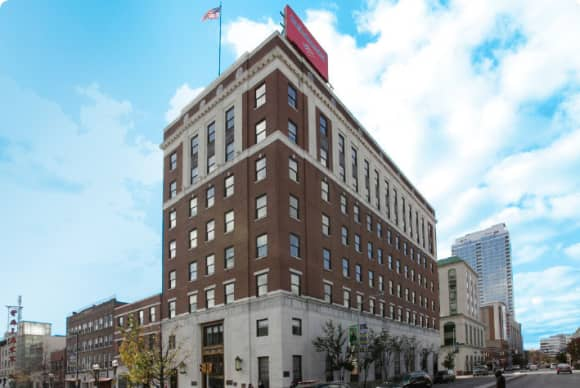 Offices at Stamford's 1 Atlantic St. to be converted into apartments