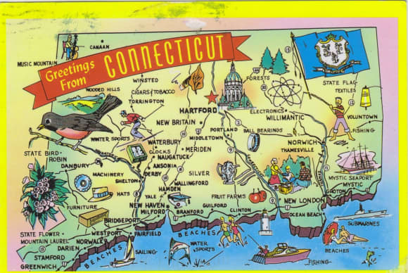 Connecticut's tourism industry experiences 5.5% sales growth