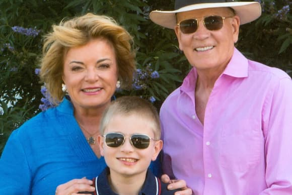Autism speaks and Suzanne and Bob Wright ensure the world listens