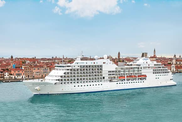 Regent Seven Seas Cruises offers the world at your fingertips