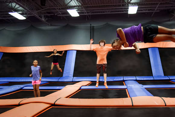 Bethel's Sky Zone to close after Labor Day