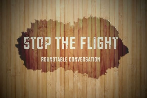 Stop the Flight Young Professionals Discussion