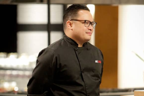 Celebrity chef Dale Talde opening Goosefeather in Tarrytown