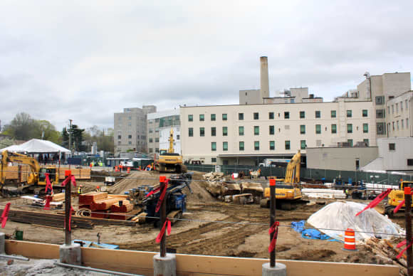 White Plains Hospital breaks ground for $272M outpatient center