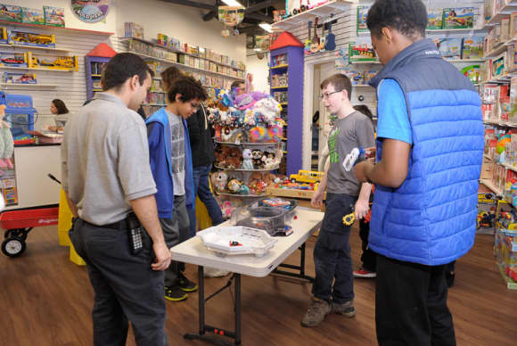 Awesome Toys and Gifts looks to live up to its new name in Westport