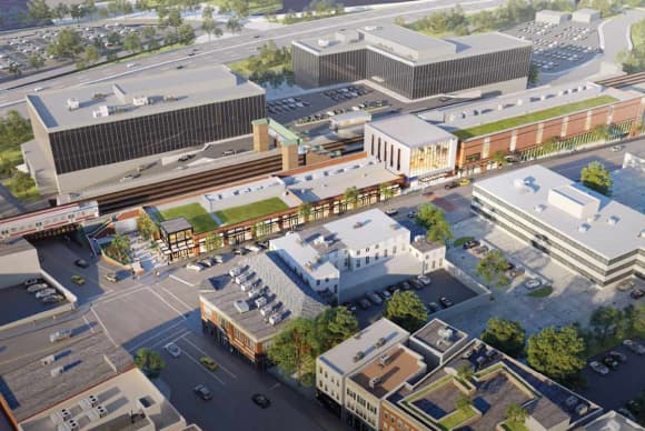$45M transportation center proposed for Greenwich