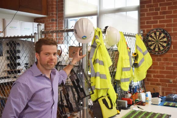 Norwalk's Triax Technologies uses high-tech to mitigate construction site risk