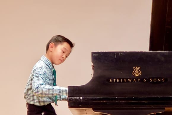 11-Year-Old Classical Pianist From Fairfield County Says Music Takes Him To 'Different World'