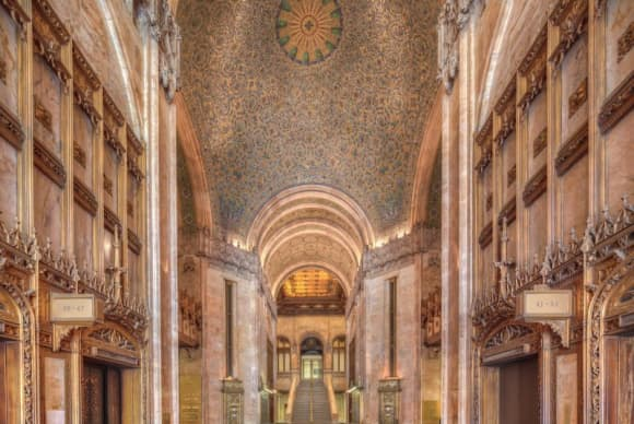 Celebrating an architectural genius