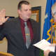 The Easton Police Department congratulates Officer Kent Lyman, who was sworn in as the first detective for the Easton Police Department.