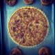 Pecan pie from Erie