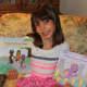 """Brianna Fasano of Ridgewood and the """"Purpee"""" books."""
